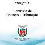 Comissão de Finanças e Tributação 22/03/2017