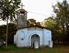 Pequeña iglesia de La Choza [Partido de General Las Heras Buenos Aires Argentina]