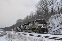 NS 1047 EMD SD70ACe (14R) (Trucks, Buses, & Trains by granitefan713) Tags: train freighttrain mixedfreight manifest locomotive ns norfolksouthern railroad railfan sunburyline nssunburyline roadtrain emd electromotive emdsd70ace sd70ace