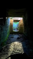 Dans la cavité ... Hypogée-Castelet (duketteman) Tags: hypogéeducastelet mégalithique fontvieille