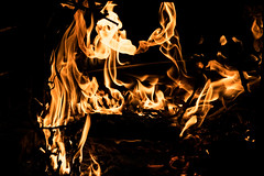 Sonje 2017 03 (PGM Photography) Tags: nikon skopje sonje sigma fire warm warmth light coals hearth burn flame macedonia