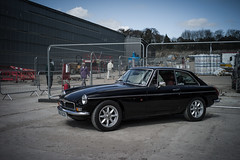 MGB GT (chris rs197) Tags: mgbgt mg brooklands bor653v