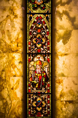What's Worse (Thomas Hawk) Tags: america bayarea california cathedralofchristthelight catholic eastbay oakland usa unitedstates unitedstatesofamerica westcoast church stainglass stainedglass fav10