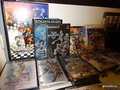 Kingdom hearts 15 ans collection (ryo59plus) Tags: kingdomhearts kingdomheartsremixhd 15 ans squareenix tetsuyanomura kitaseyoshinori