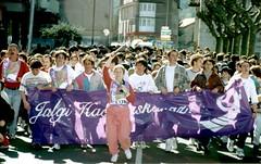Korrika 9 1995 - Lazkao