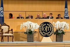 Mgr Tomasi, Apostolic Nuncio, The Holy See (ILO PHOTOS NEWS) Tags: see des holy palais nations mgr apostolic tomasi the ilo oit nuncio internationallabourorganisation ilc2014