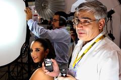 Foto Show 2014, por Comfot (laap mx) Tags: woman mexico mujer mexicocity df expo wtc ciudaddemexico distritofederal 2014 fotoshow