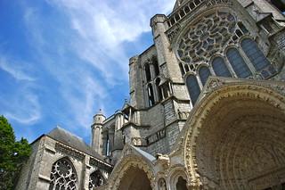 France, Chartres, Cathédrale