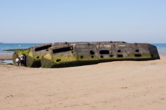 Mulberry Harbour remnant