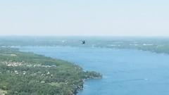 20140607-Z-Clark-05 (New York National Guard) Tags: 3rdbattalion det1 2ndbattalion senecaarmydepot nysoldiersofdeltacompany 108thinfantryfromithaca hadtheuniqueopportunitytotrainwithtwoch47chinookhelicoptersandtheircrewsfrombravocompany 126thaviationoutofrochesterthetrainingtookplaceatsenecaarmydepotlocatedintheheartofthefingerlakesbetweensenecaandcayugalakesnewlytrainedpathfinderandairassaultsoldierstrainedthecompanyonhowtoslingloadthecodup theflightcrewsverifiedtheloadsandgaverehearsalsfortheloadingandunloadingtheaircrafteachofthetrainedhookupcrewsrotatedthroughhookingtheslingloadsupandthechinooksflewashortpatternwiththe5 000lbsand12 000lbshumveeseachofthefourassaultplatoonsincodwereflownaroundcanandaiguaandkeukalakeswhileaboardthehelicoptercaptclarkwasabletopromotespcjoshuameriwethertosergeant