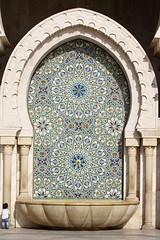 Mosquée Hassan II Casablanca (bcmng) Tags: color islam mosque morocco ornament fez marocco marrakech casablanca masjid rabat islamicarchitecture meknes mosaik islamarchitecture maroccoarchitecture