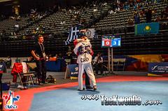 D-4, 10th WTF World Junior Taekwondo Championships