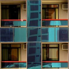 squares (A2L) Tags: brazil reflection brasil hotel niteroi thepinnaclehof tphofweek262