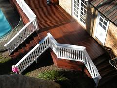 Hampden Style Handrails