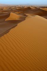 Desertscape. (Victoria.....a secas.) Tags: sand desert dunes arena desierto marruecos dunas sáhara