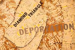 Censorship (Thomas Hawk) Tags: dia detroit detroitinstituteofarts detroitinstituteofartsmuseum michigan museum usa unitedstates unitedstatesofamerica painting howardenapindell autobiographyaircs560