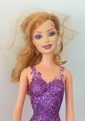 Melany before her big make over. (dolldudemeow24) Tags: make over barbie before melany