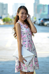 Trice Nagusara La Petite 4 (Trice Nagusara) Tags: pink white floral fashion beige dress formal style blogger styles petite semiformal petites lapetite floralprints dorothyperkins smartcasual smaccessories fashionblogger nudeheels tricenagusara