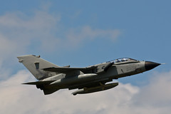 Panavia Tornado IDS MM7082 / 50-54  Italy - Air Force (Jarco Hage) Tags: airplane europa force belgium aviation air belgian base afb florennes ebfs byjarcohage