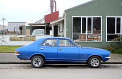1970 Holden Torana SL (stephen trinder) Tags: blue newzealand christchurch classic landscape nz 1970 custom kiwi holden holdentorana christchurchnewzealand thecarsofchristchurch