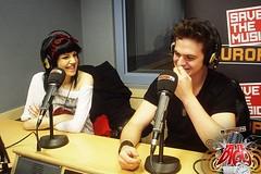 Angy y Gonzalo en Ya Te Digo de Europa FM
