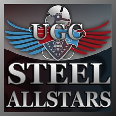 UGC S13 Steel Allstars Logo (AgentsarR) Tags: 2 sorry team lego you lol steel united gaming where were now clan fortress ugc allstars tf2