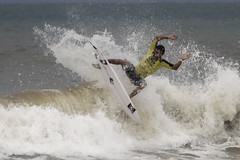 Surf Open Acapulco - playa Fairmont Acapulco Princess. Viernes 11 de Julio de 2014.