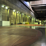 Staudamm Itaipu: Blick auf die Turbinen-Abdeckungen thumbnail