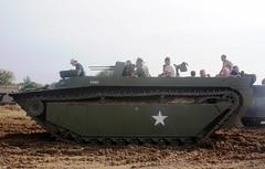LVT-4 Buffalo (MJ_100) Tags: show buffalo military wwii armor ww2 armour amphibious usarmy secondworldwar amtrac revival warandpeace lvt4