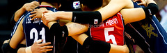 Coreia x Russia (Pru Leo) Tags: sports kim korean volleyball olympic olympics russian esportes volley olimpiadas volei olmpicos goncharova rio2016 kosheleva