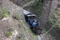 Darjeeling Himalayan Railways, DHR 795 Batasia Loop India 6 maart 2010 (leo spee) Tags: india westbengal indianrailways narrowgaugerailways dhr darjeelinghimalayanrailway