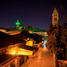 Le quartier juif, de nuit