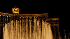 Fountains at The Bellagio