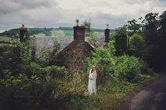 Scottish Bridal Session
