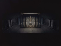 IMG_6211 (jimbonzo079) Tags: light panorama color colour art texture industry film metal digital port work canon dark greek harbor boat dock rust marine industrial ship wind harbour geometry steel interior space pano wide perspective hellas engineering vessel cargo powershot greece stellar maritime frame inside hull shipyard shipping naval utm effect carrier hold merge compact piraeus bulk emty perama a710is lightmood bulkeer