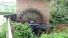 Water Mill Herinckhave, Fleringen, Overijssel, Netherlands - 2445 (HereIsTom) Tags: travel sun holiday holland mill nature water netherlands dutch bike bicycle cycling vakantie europe view you sony nederland cybershot tourists cycle views fietsen overijssel vasse webshots 1325 tubbergen fietsvakantie herinckhave hx9v