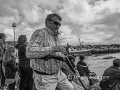 Conor Haughey getting the gun ready for the Dingle Regatta races 2014 (dinglepeninsula) Tags: ireland dublin boat dingle regatta races peninsula 2014 haughey