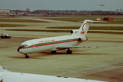1990-05-12-009FN CN-RMO (BringBackEGDG) Tags: london heathrow boeing 727 royalairmaroc cnrmo