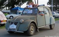 Citron 2CV (XBXG) Tags: auto old france classic car race vintage french automobile track euro citron voiture mans le 2cv frankrijk bugatti circuit 72 lemans eend geit ancienne 2014 sarthe 2pk citron2cv franaise deuche deudeuche citro eurocitro