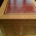 "Oak pedestal/knee hole desk. • <a style=""font-size:0.8em;"" href=""http://www.flickr.com/photos/8353319@N04/14971022818/"" target=""_blank"">View on Flickr</a>"