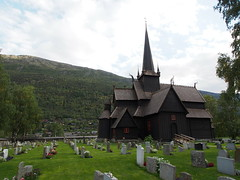 The church in Lom.