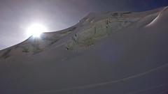 Allalinhorn (Gaba da Capo) Tags: schnee winter gletscher wallis allalin niedrigerkontrast