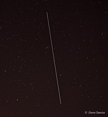 """ISS and Andromeda by Dawn Sunrise • <a style=""""font-size:0.8em;"""" href=""""http://www.flickr.com/photos/74627054@N08/15040361460/"""" target=""""_blank"""">View on Flickr</a>"""