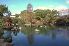 Japanese garden (Val in Sydney) Tags: garden japanese australia auburn nsw australie