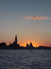tramonto in barca (invitojazz) Tags: sunset boat nikon barca tramonto venezia sangiorgio madonnadellasalute d90 invitojazz vitopaladini
