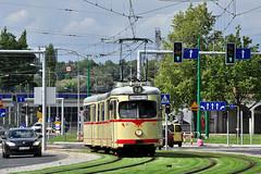 Dwag GT8 #685 MPK Pozna (3x105Na) Tags: 7 tram poland polska helmut strassenbahn mpk pozna tramwaj 685 gt8 dwag zawady mpkpozna