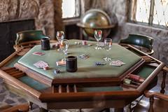 Thunderbird Poker Room (the_tahoe_guy) Tags: nevada laketahoe kingsbeach thunderbirdlodge pokerroom