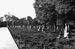DSC_02681 (S View) Tags: usa white black infantry museum mall dawn us dc washington memorial war united union un korean soldiers brave nations nikkon