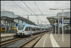 25-08-2014 - Breng 5049 + 5045 in Arnhem (Niels Matteman) Tags: station festival train arnhem 8 zug 25 hermes trein achterhoek zevenaar vriendinnen doetinchem 2014 5049 stoptrein gezichten connexxion 5045 breng arnhiem treinstellen brengdirect