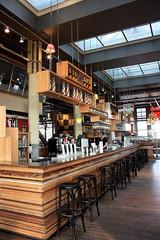 Rotterdam - Hotel New York Bar (gerry.bates) Tags: building netherlands architecture bar port design rotterdam pub harbour interior lounge structure kopvanzuid hotelnewyork newyorkhotel hollandamerikakade hollandamericalijn hollandamericaquay